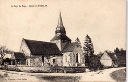 FRESLES - France