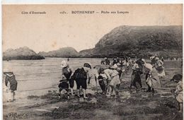 ROTHENEUF Peche Aux Lançons - Rotheneuf