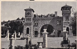 PORTADA DEL PARQUE, TANDIL. CIRCA 1950S. ARGENTINE - BLEUP - Argentina