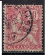 ALEXANDRIE             N°  YVERT     24      ( 1 )      OBLITERE       ( O   4326  ) - Gebraucht
