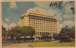 SEDE CENTRAL AUTOMOVIL CLUB ARGENTINO, BUENOS AIRES. CIRCA 1950S. ARGENTINE - BLEUP - Argentina