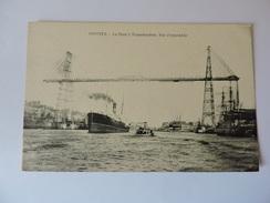 NANTES - Le Pont à Transbordeur. Vue D'ensemble N°210 - Nantes