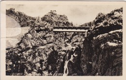 COPIRLA, PUENTE COLGANTE A 2000 MTS, CORDOBA. CIRCA 1940S. ARGENTINE - BLEUP - Argentina