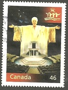 Sc. # 1827d Millennium #10 Canada's Cultural Fabric, Stratfordf Festival Used 2000 K826 - 1952-.... Règne D'Elizabeth II