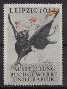 Allemagne - Vignette - Neuf (*) - TB - Erinnofilia