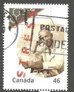 Sc. # 1822c Millennium #5 Medical Innovation, Dr. Hans Selye Used 2000 K829 - 1952-.... Règne D'Elizabeth II