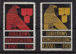 Allemagne - Vignette - Neuf (*) - TB - Erinofilia