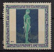 Allemagne - Vignette - Neuf ** - TB - Erinofilia