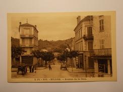Carte Postale -  BILLOM (63) - Avenue De La Gare (1867) - Francia