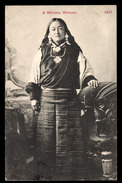 TIBET  A BHOOTIA Woman  4420 - Tibet
