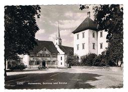 CPSM AUTRICHE HOHENEMS Schloss Und Kirche - Hohenems