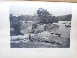 SA167 Old Print  Brazil - Nakurana Rapids (backside:Brasil Brazil Rovoima Mountains)   1931 - Estampes & Gravures