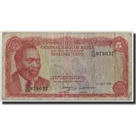 Kenya, 5 Shillings, 1978, 1978-07-01, KM:15, B - Kenya