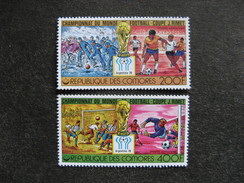 A). Comores: TB Paire PA N° 131 Et N°132, Neufs XX. - Comores (1975-...)