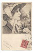 17904 - Femme G.H. Edwards Pinx - Femmes