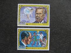 Comores: TB Paire PA N° 139 Et N°140, Neufs XX. - Comores (1975-...)