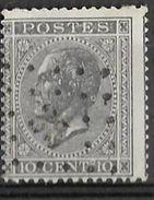 7Be-491: N° 17: Ps: 35: BELOEIL - 1865-1866 Profil Gauche
