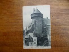 Laval , Le Donjon Du Château - Laval