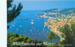 Cpm  -     Villefranche Sur Mer - Visite Du Clemenceau     K1087 - Villefranche-sur-Mer