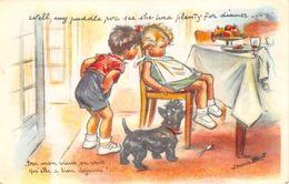 GERMAINE BOURET- BIEN MON VIEUX, ON VOIT QU'ELLE A BIEN DEJEUNE.... - Bouret, Germaine