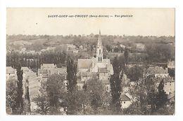 SAINT-LOUP-sur-THOUET  (cpa 79)  Vue Générale -    - L 1 - Other Municipalities