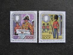A). Comores: TB Paire PA N° 141 Et N°142, Neufs XX. - Comores (1975-...)