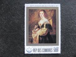 Comores: PA N° 149, Neuf XX. - Comores (1975-...)