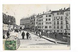 BAYONNE  (cpa 64)  Le Pont Mayou Et L'ancien Réduit -    - L 1 - Bayonne