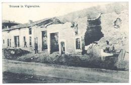 Cpa Vigneulles - Strasse In V. - France