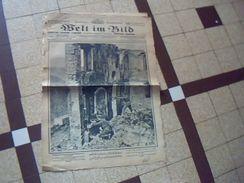 Militaria.1914/1919  Journal De Guerre Allemand WELT IM BILD 22   Septembre  1915  Ecrit En Plusieurs Langues - Zeitungen & Zeitschriften