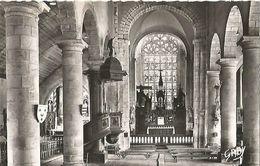 BOURBRIAC  Interieur De L Eglise - Autres Communes