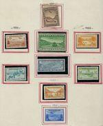 Terre Neuve, à La Page, Poste Aérienne - Grande-Bretagne (ex-colonies & Protectorats)