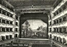 Parma (Emilia Romagna) Teatro Regio Interno, Theatre Regio Interieur, Regio Theatre Inside - Parma