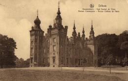 BELGIQUE - BRABANT FLAMAND - DILBEEK - Gemeentehuis - Oud Kasteel De Viron - Maison Communale - Ancien Château De Viron. - Dilbeek