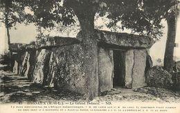 PIE-17-P.T. 8116 :   BAGNEUX. DOLMEN - Dolmen & Menhirs