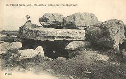 PIE-17-P.T. 8117 :   PORNIC. MEGALITHES - Dolmen & Menhirs