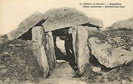 PIE-17-P.T. 8118 :   PORNIC. MEGALITHES - Dolmen & Menhirs