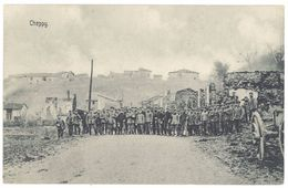 Cpa Cheppy ( Soldats, Guerre / Voir Tampon Au Verso ) - France