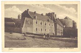 Cpa Sedan - Blick Auf Die Zitadelle ( Voir Tampon Au Verso ) - Sedan