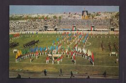 CPSM KOWEIT - KUWAIT - Sports Stadium - TB PLAN STADE FOOTBALL TB ANIMATION Fête - Koweït