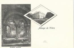 Abbaye De Villers - Fenêtre Romane - Villers-la-Ville