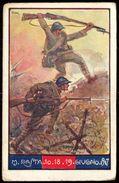 """FANTERIA - 254° REGGIMENTO - BRIGATA """"PORTO MAURIZIO"""" - ID-1857.FN.B - Regiments"""