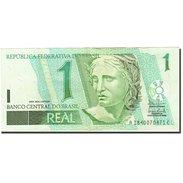 Brésil, 1 Réal, 2003, Undated (2003), KM:251a, SUP - Brasilien
