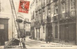 BOURG  La Trésorerie Ancien Hôtel De Meillonnas - Autres Communes