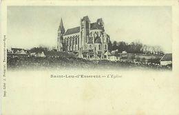 PIE-17-P.T. 8163 :   SAINT-LEU-D'ESSERENT - France