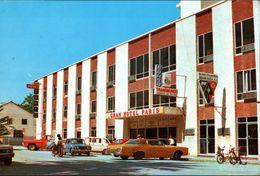 ! Moderne Ansichtskarte Hotel Paris, La Ceiba, Honduras, Automobile, Cars - Honduras