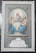 RELIGION CANIVET DENTELLE IMAGE PIEUSE - Religion & Esotérisme