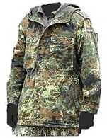 Parka Allemande Camouflage Flecktarn Taille XL - Uniforms