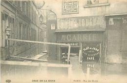 PIE-17-P.T. 8183 :  PARIS. INONDATIONS - Inondations De 1910