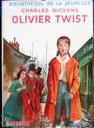 Charles Dickens - Olivier Twist - Bibliothèque De La Jeunesse - ( 1957 ) . - Bücher, Zeitschriften, Comics